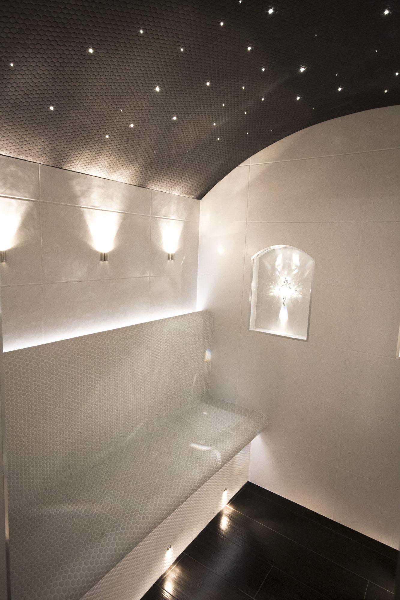Illumination Of A Wall Niche By Kihla Lights
