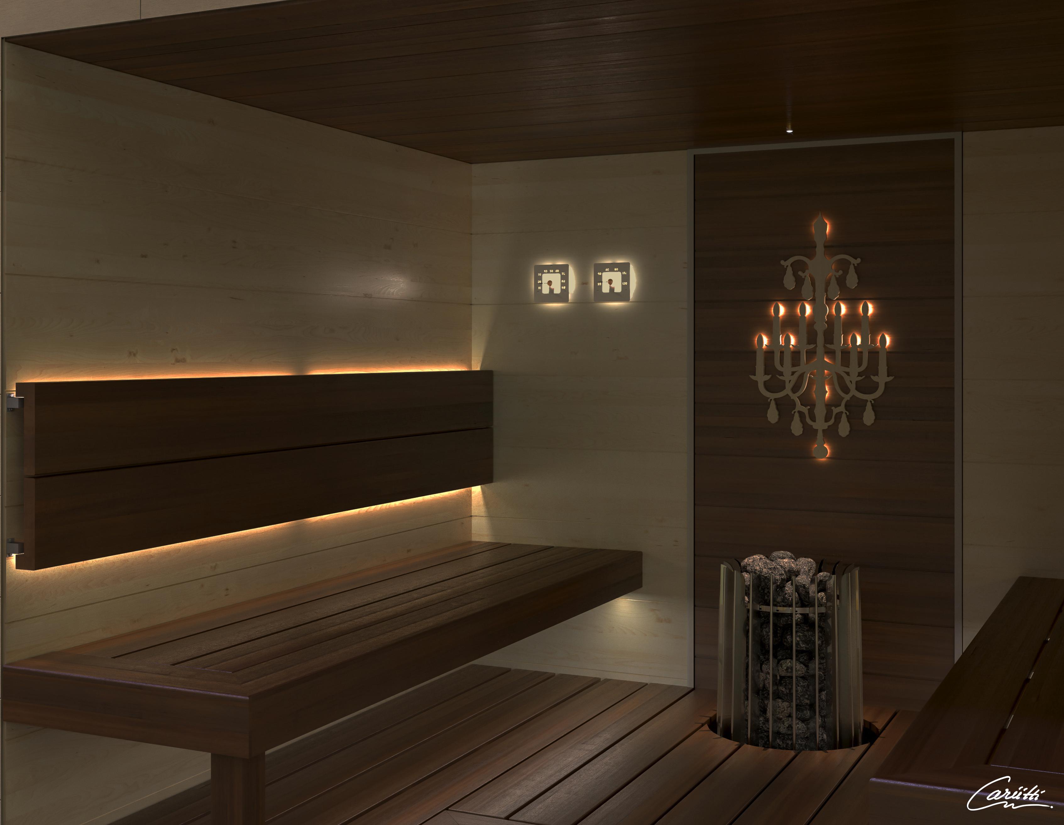 Sauna Linear Vpl30c Bt 4m Cariitti