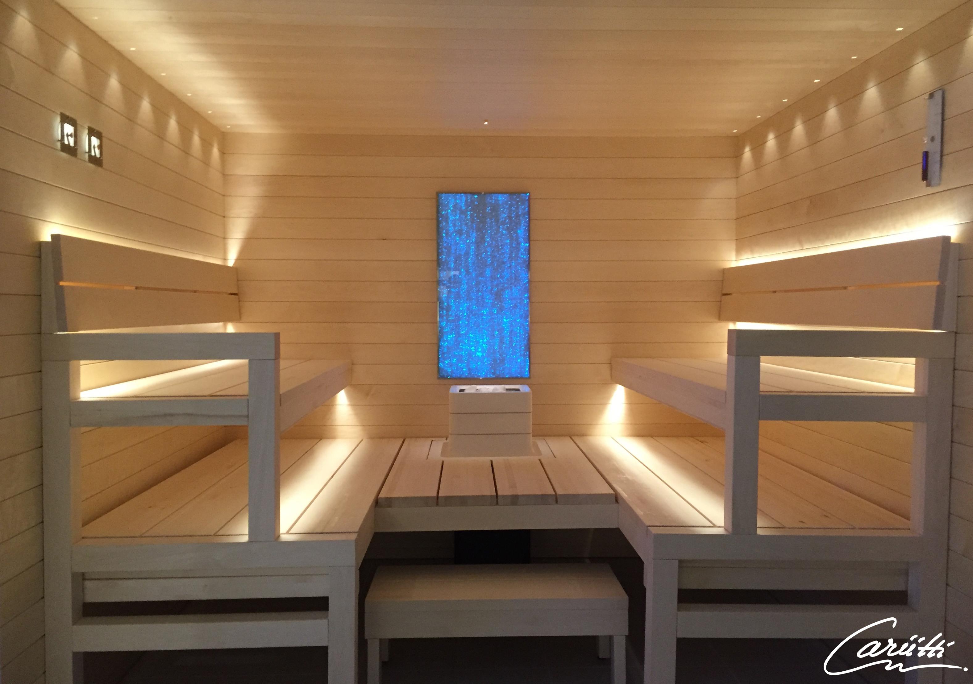 Sauna Linear Led 1m Cariitti