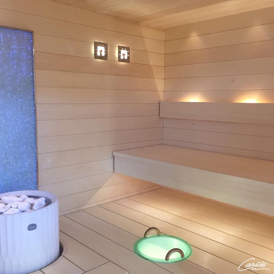 Sauna Led -Satz 2700 K (6-Teilig) - Cariitti