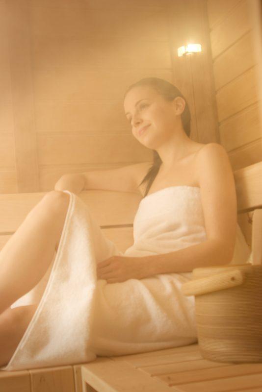 Saunominen on osa terveellistä elämäntapaa.